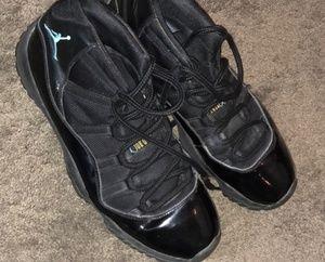 Jordan's gamma blues 11s